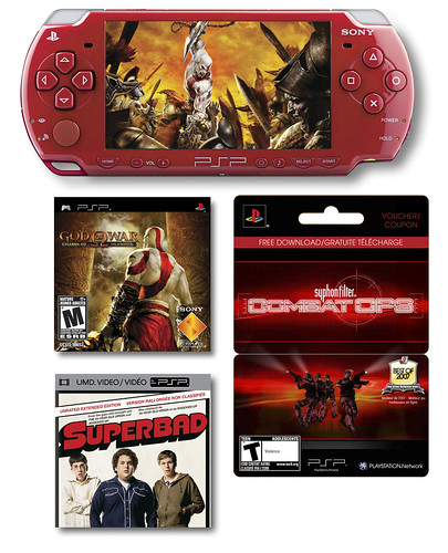 God of War PSP Entertainment Pack