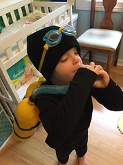 "Paul's Scuba Halloween Costume • <a style=""font-size:0.8em;"" href=""http://www.flickr.com/photos/109120354@N07/32957523022/"" target=""_blank"">View on Flickr</a>"