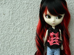 Anika (Osana Rose) Tags: pullip grell groove doll black butler kuroshitsuji anime