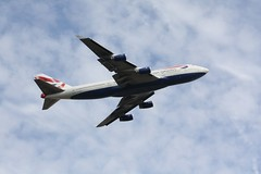 British Airways B747 G-BYGF, 1 (sohvimus) Tags: london airplane heathrow aircraft airplanes aeroplane boeing britishairways boeing747 747 jumbojet aeroplanes lhr hatton b747 lontoo vliegtuig oneworld boeing747400 tw14 londonheathrow egll speedbird lentokone gbygf boeing747436