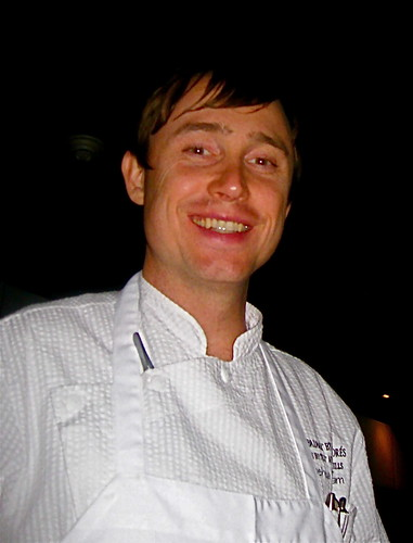 Chef de Cuisine Josh Whigham