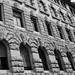 Trieste: palazzo con bugnato