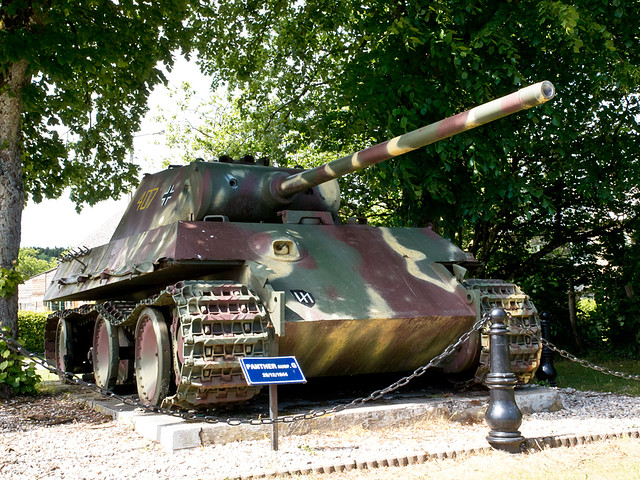 Grandmenil  Panther Ausf G