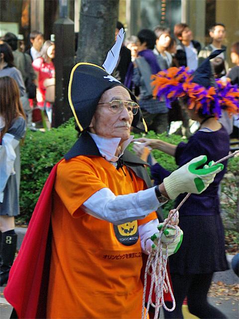 Granpa's Halloween