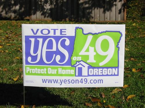 Vote Yes on 49