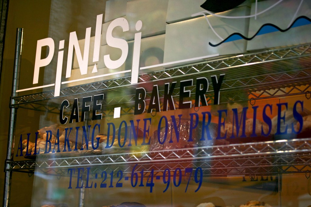 Pinisi's window