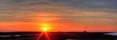 Tramonto valli di comacchio 3 (Francesco Cavallari Photography ) Tags: sunset nature tramonto italians comacchio lidodispina bellocchio abigfave top20blue