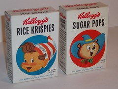 Rice Krispies & Sugar Pops