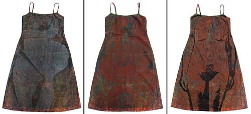 dress #4, states 6, 7, 8