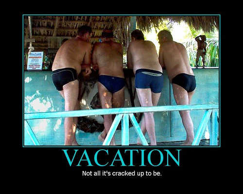 beach bums, motivational posters, demotivational posters, funny motivational posters