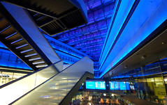station blue (Toni_V) Tags: longexposure blue station architecture 1025fav d50 switzerland nikon europe illumination zug sbb trainstation jamesturrell gitzo turrell sigma1020mm toniv toniv 28122007