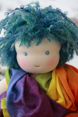 morgan (UncommonGrace) Tags: wool doll handmade cotton waldorfdoll steinerdoll