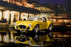 Cobra 427 (ANVRecife) Tags: yellow toy toys cobra 124 shelby 427 diecast maisto