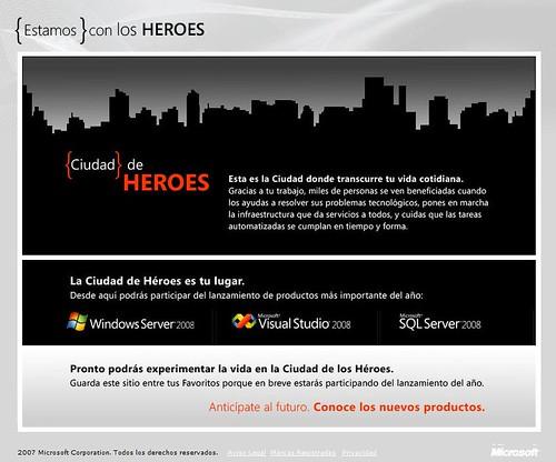 CD Heroes