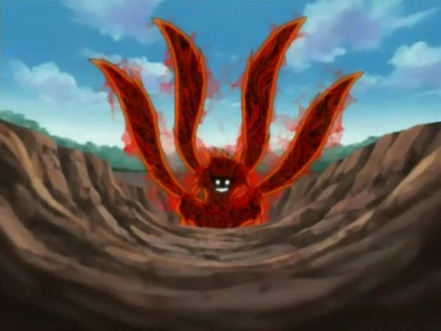 Naruto Fourth Tailed Beast. naruto shippuden nine tailed fox