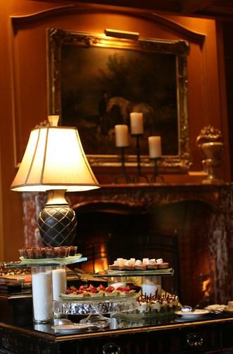 The Lobby Lounge at the Ritz Carlton: Buckhead