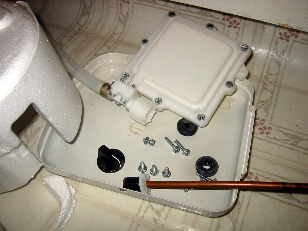 Quick & Hot Instant Hot Water Dispenser - the failure
