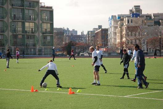 McCarren Park Soccer