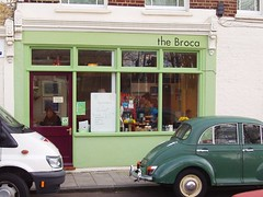 The Broca, Brockley, SE4 (Ewan-M) Tags: england london coffeeshops cafes brockley broca rgl se4 brockleycross londonboroughoflewisham coulgatestreet needsrglreview thebroca