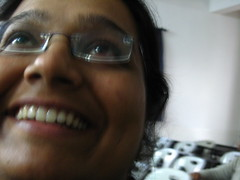 Barkha smiles at a good BoF