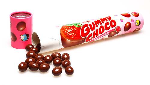Strawberry Gummy Choco