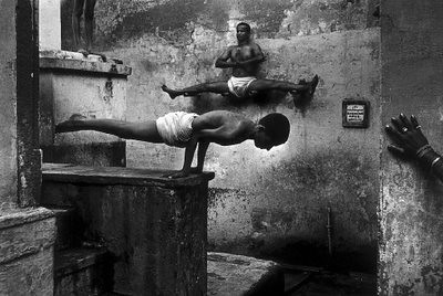 How A World Class Yoga Photograph Was Shot