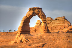 Delicate Arch Utah (Creativity+ Timothy K Hamilton) Tags: park utah arch arches national delicate hdr timothykhamilton