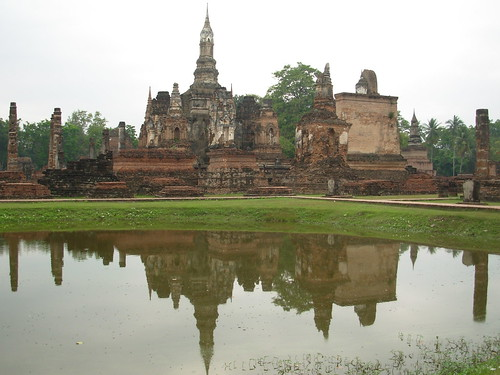 Sukhotai-W Mahathat (14)