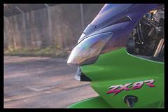 Nose (terribleturner) Tags: bike motorbike motorcycle kawasaki zx9r zx9 zx900