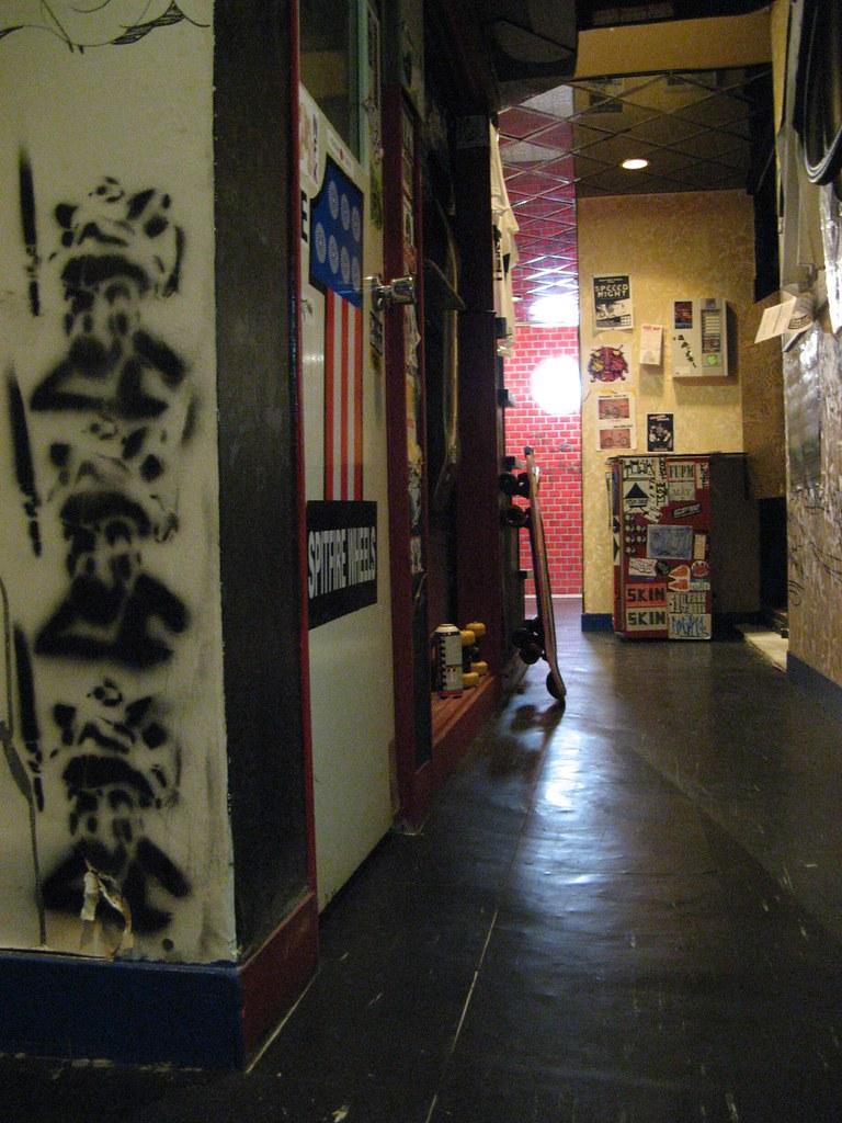 tokyo stencil hall