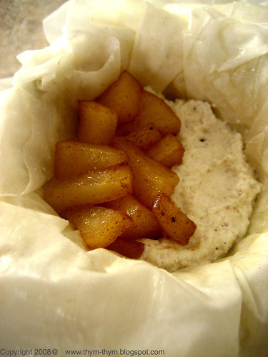 Ricotta and Apples