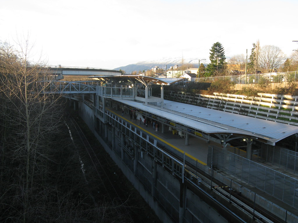 Commercial Drive Station