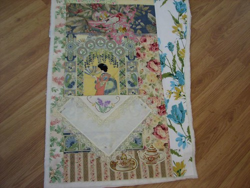linens and embroidery