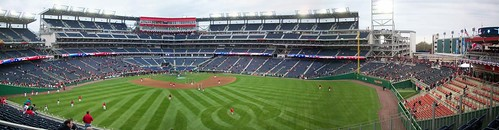 Nationals Park Panorama