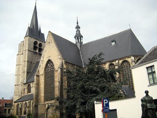 Sint-Janskerk, Mechelen
