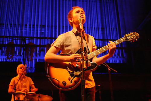 Jens Lekman @ Wexner Center 04.01.08