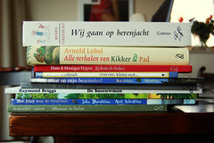 Ik lees nu voor ... (Fabio Bruna) Tags: children reading book boek childrensliterature pad literature read kikker gruffalo kinderboek lezen literatuur raymondbriggs ikleesnu arnoldlobel berenjacht kleinebeer