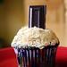 s´mores cupcake