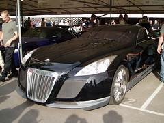 2006 Maybach Exelero (jane_sanders) Tags: sussex westsussex fos goodwood maybach festivalofspeed gfos exelero goodwoodfestivalofspeed maybachexelero