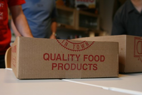"""Quality Food Products"" by massdistraction, on Flickr"