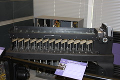 IBM Card Sorter (Pargon) Tags: ibm card punch punchcard sorter