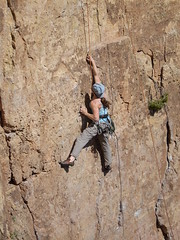 Climbergirl on Tractatus 5.11- ***