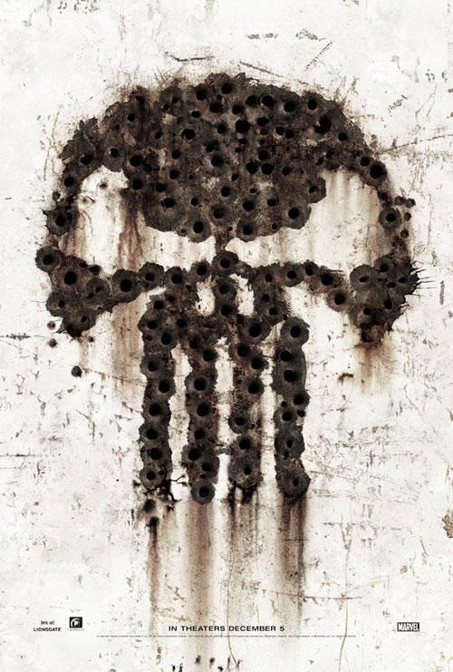 Poster Punisher War Zone