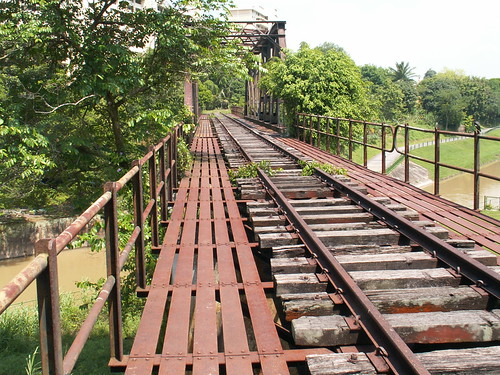 Ulu Pandan Railway Bridge - May2008 (7)