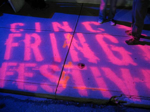 Fringe Festival 2008