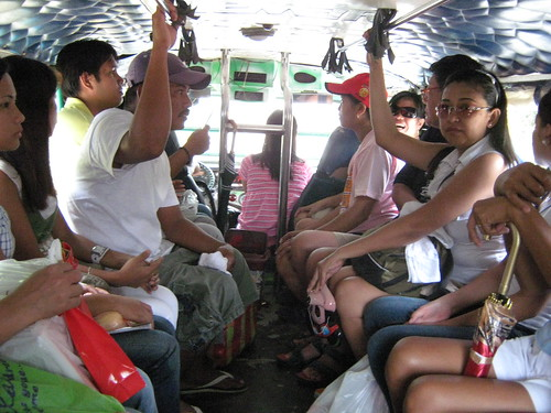 puerto galera jeepney transport commuting rural Pinoy Filipino Pilipino Buhay  people pictures photos life Philippinen  菲律宾  菲律賓  필리핀(공화��) Philippines