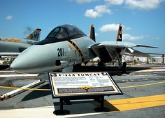 F - 14A Tomcat (Ray Horwath) Tags: japan museum training fighter texas f14 corpuschristi usslexington aircraft jets wwii airplanes navy jet planes ww2 fighters aircraftcarrier usnavy carrier prop worldwar2 bombers tomcat horwath f14a militery ladylex theblueghost cv16 f14atomcat rayhorwath mygearandmepremium