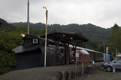 SL夕張応援号撮影と大夕張鉄道