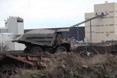 IMG_0810  British Steel, Scunthorpe (SomeBlokeTakingPhotos) Tags: britishsteel steel steelworks steelmill steelindustry stahlwerk stahl heavyindustry manufacturing industrialrailway torpedocar