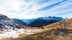Val di Fassa (Nicola Pezzoli) Tags: nature snow winter val italy tourism colors dolomites dolomiti mountain gröden alto adige di fassa rifugio friedrich august hütte clouds yak